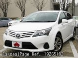 Used TOYOTA AVENSIS Ref 265182