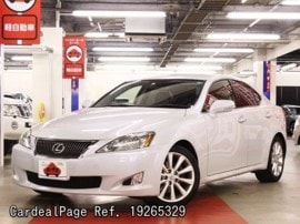 LEXUS IS GSE20 Big1