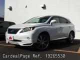 Used LEXUS LEXUS RX Ref 265530