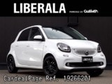 Used SMART SMART FORFOUR Ref 266201