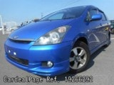 Used TOYOTA WISH Ref 266292