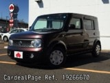 Used NISSAN CUBE CUBIC Ref 266670