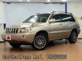 Used TOYOTA KLUGER Ref 266686