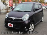 Used SUZUKI MR WAGON Ref 266750