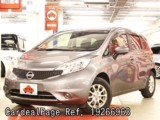 Used NISSAN NOTE Ref 266963