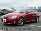 Used LEXUS LEXUS IS Ref 266998