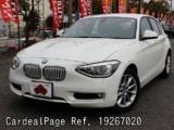 Used BMW BMW 1 SERIES Ref 267020