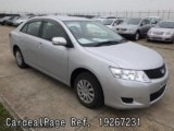 Used TOYOTA ALLION Ref 267231