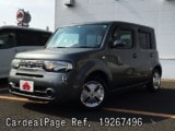 Used NISSAN CUBE Ref 267496