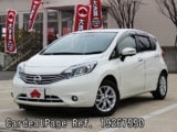 Used NISSAN NOTE Ref 267550