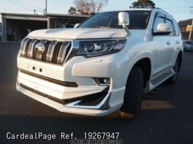 TOYOTA LAND CRUISER PRADO TRJ150 Big1