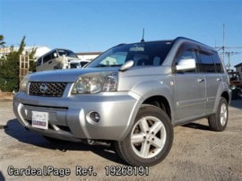 NISSAN X-TRAIL NT30 Big1