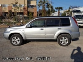 NISSAN X-TRAIL NT30 Big2