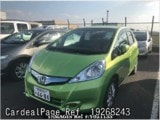 Used HONDA FIT HYBRID Ref 268243