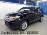 Used FORD FORD EXPLORER Ref 268625