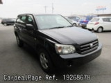 Used TOYOTA KLUGER Ref 268678