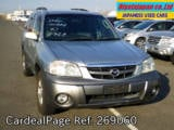 Used MAZDA TRIBUTE Ref 269060
