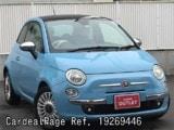 Usado FIAT FIAT 500 Ref 269446