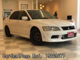 Used MITSUBISHI LANCER EVOLUTION Ref 269677