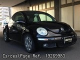 Used VOLKSWAGEN VW NEW BEETLE Ref 269983