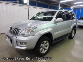 TOYOTA LAND CRUISER PRADO VZJ120W Big1