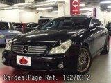 Used MERCEDES BENZ BENZ CLS-CLASS Ref 270312