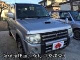 Used MITSUBISHI PAJERO MINI Ref 270320