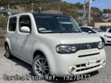 Used NISSAN CUBE Ref 270477