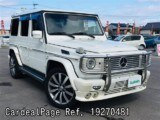 Used AMG AMG G-CLASS Ref 270481