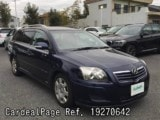 Used TOYOTA AVENSIS Ref 270642