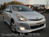 Used TOYOTA WISH Ref 270765