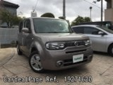 Used NISSAN CUBE Ref 271620