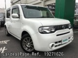 Used NISSAN CUBE Ref 271626