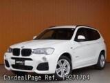 Used BMW BMW X3 Ref 271704