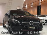 Used MERCEDES BENZ BENZ CLA-CLASS Ref 271805