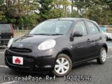Used NISSAN MARCH Ref 272596