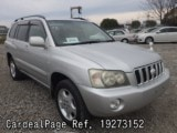 Used TOYOTA KLUGER Ref 273152