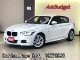 Used BMW BMW 1 SERIES Ref 273958