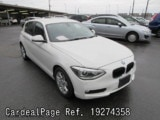 Used BMW BMW 1 SERIES Ref 274358