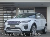 Used LAND ROVER LAND ROVER RANGE ROVER EVOQUE Ref 274900