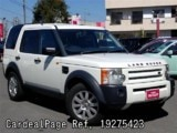 Used LAND ROVER LAND ROVER DISCOVERY Ref 275423
