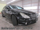 Used MERCEDES BENZ BENZ CLS-CLASS Ref 276645