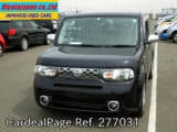 Used NISSAN CUBE Ref 277031