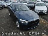 D'occasion BMW BMW 1 SERIES Ref 277498