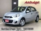 Used NISSAN MARCH Ref 278236
