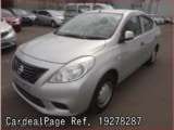 Used NISSAN LATIO Ref 278287
