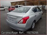 Used NISSAN LATIO Ref 278288