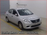 Used NISSAN LATIO Ref 278289