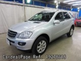 Used MERCEDES BENZ BENZ M-CLASS Ref 278618