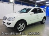 Used MERCEDES BENZ BENZ M-CLASS Ref 278627